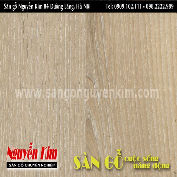 Sàn gỗ Janmi AC21 8,0mm