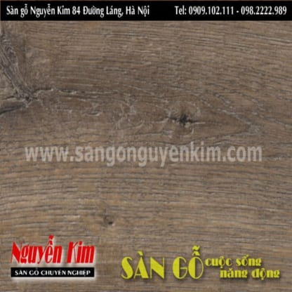 Sàn gỗ Janmi O119; dầy 12,0mm