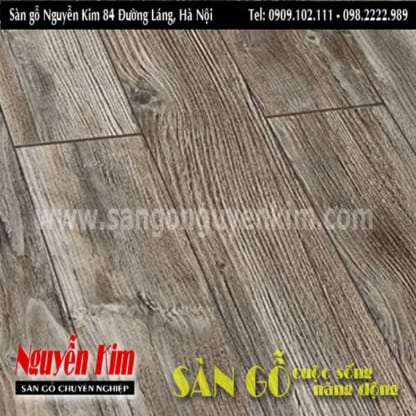 Sàn gỗ Janmi P13 dầy 12,0mm