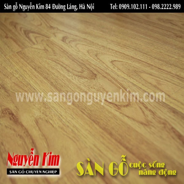 Sàn gỗ Pago PG81