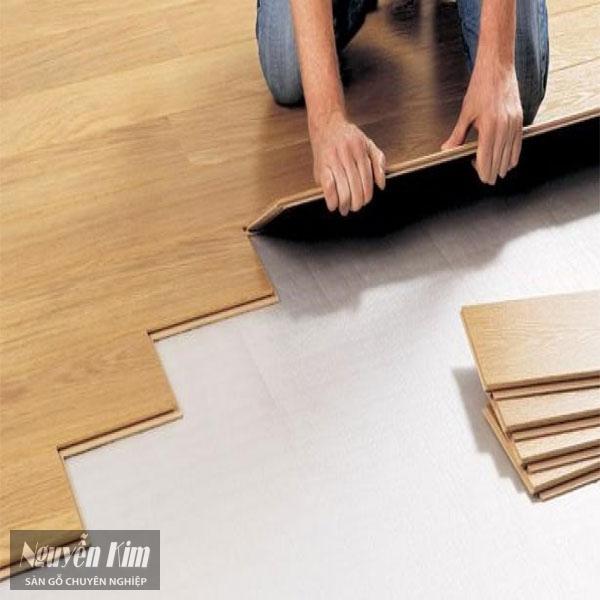 thợ thi công, lắp đặt sàn gỗ tại Nguyễn Kim