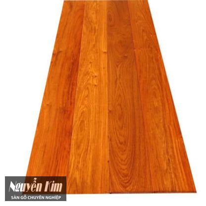 Sàn gỗ Giáng Hương ghép mặt