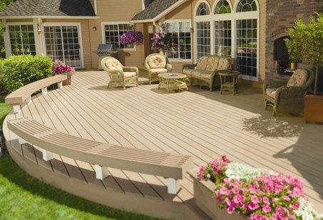 bảo quản sàn gỗ ngoài trời