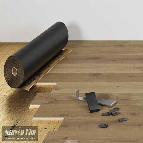 lưu ý khi thi công lắp đặt sàn gỗ
