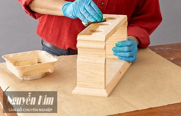 sơn sủa đồ gỗ