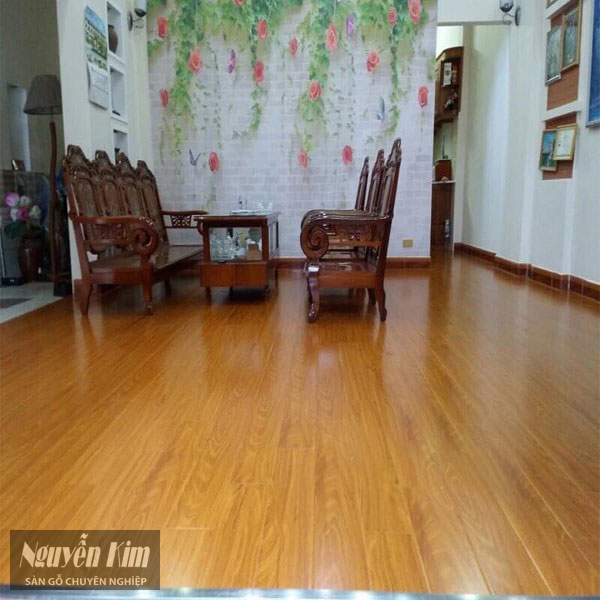 Sàn gỗ Ruby Floor 8005