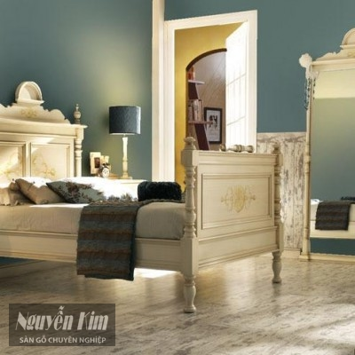 sàn gỗ cho phòng ngủ