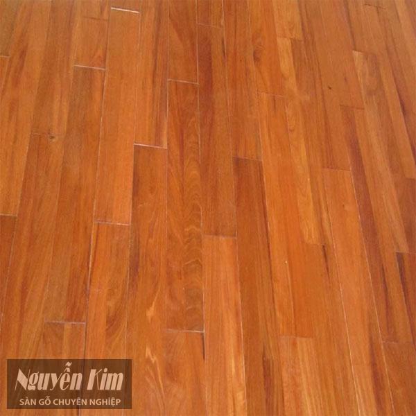 Sàn gỗ Căm xe ghép thanh FJL