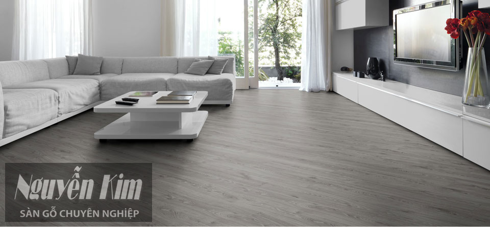 sàn gỗ cho phong khách