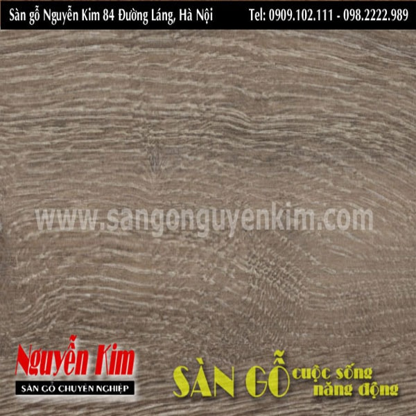 Sàn gỗ Janmi O116; dầy 12,0mm