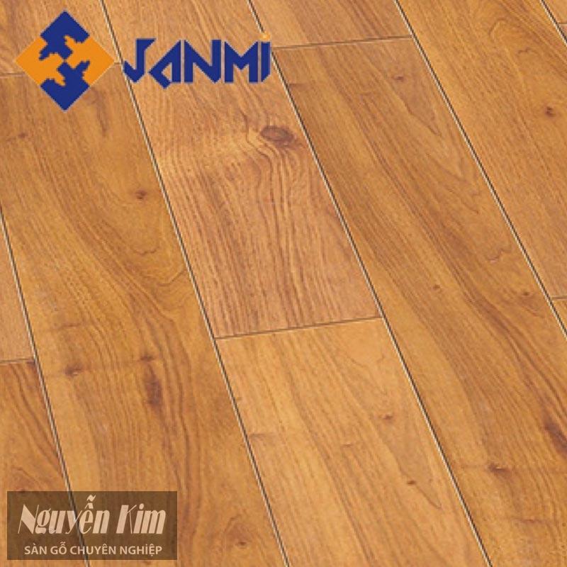 sàn gỗ janmi bề mặt