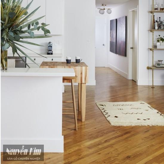 sàn gỗ Lim Nam Phi đẹp
