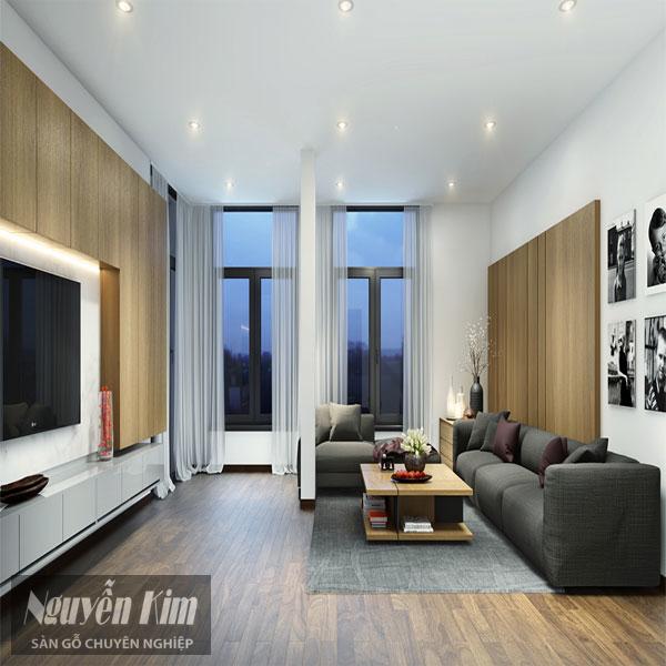 Sàn gỗ Newsky C411-8