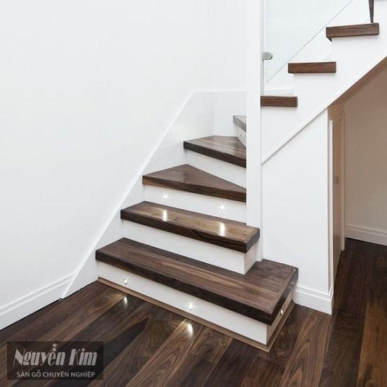 sàn gỗ óc chó walnut đẹp