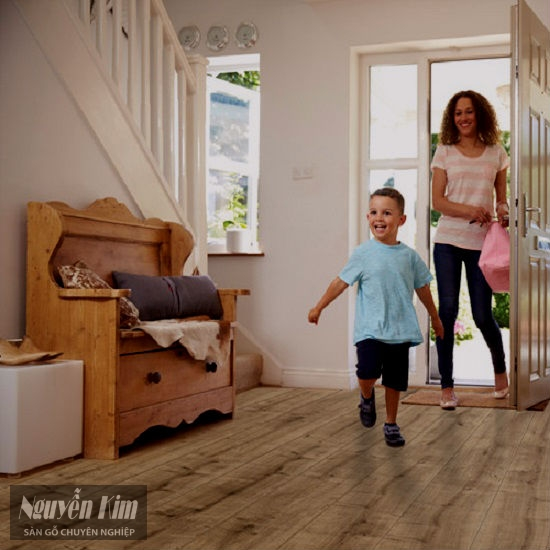 sàn gỗ robina o118