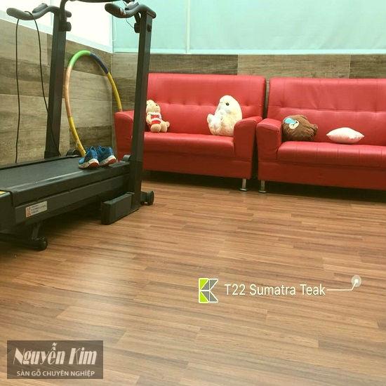 sàn gỗ robina t22