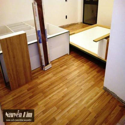 Sàn gỗ Ruby Floor 8001