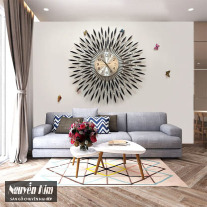 Sàn gỗ Ruby Floor 8002