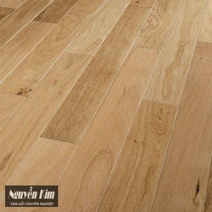 bề mặt sàn gỗ sồi trắng solid