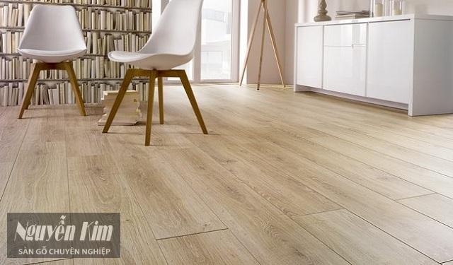 sàn gỗ Sồi Trắng
