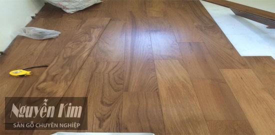 mẫu sàn gỗ teak đẹp