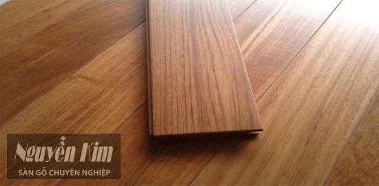 vân sàn gỗ teak