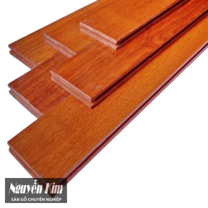 thi công sàn gỗ ghép mặt