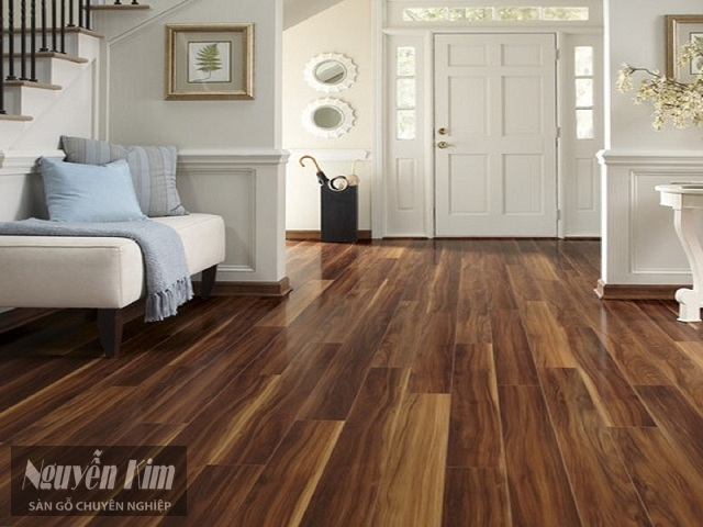 tiêu chí đánh giá sàn gỗ tốt