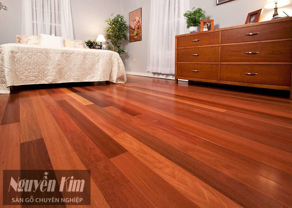ván sàn gỗ tự nhiên sang trọng và đẳng cấp