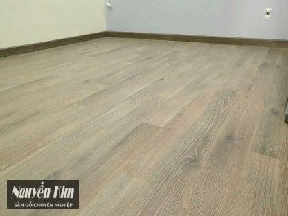 sàn gỗ vario o128 công trình thực tế