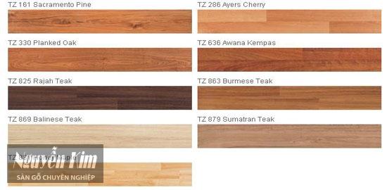 sàn gỗ Malaysia loại nào tốt