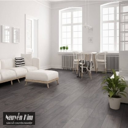sàn gỗ kronoswiss d4499 màu đen