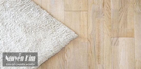 khả năng chống ẩm của sàn gỗ tự nhiên
