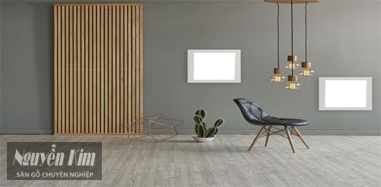 Sàn gỗ công nghiệp làm từ gỗ HDF