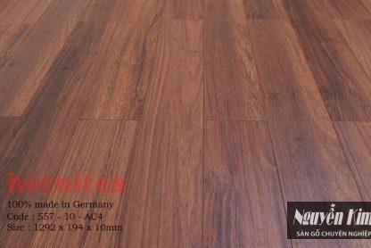 mã màu sàn gỗ hornitex 557 10mm