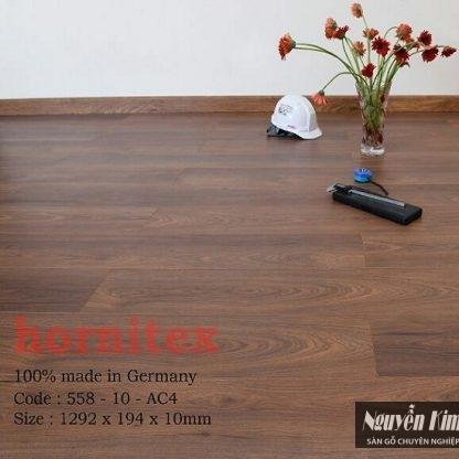 sàn gỗ hornitex 558 10mm