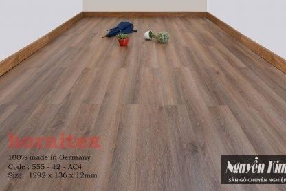 sàn gỗ công nghiệp hornitex 555 đức