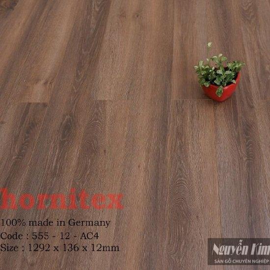 sàn gỗ hornitex 555 12mm đức