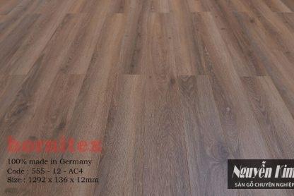 mã màu sàn gỗ hornitex 555
