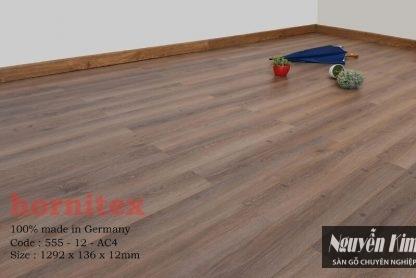 sàn gỗ hornitex 555 đức 12mm