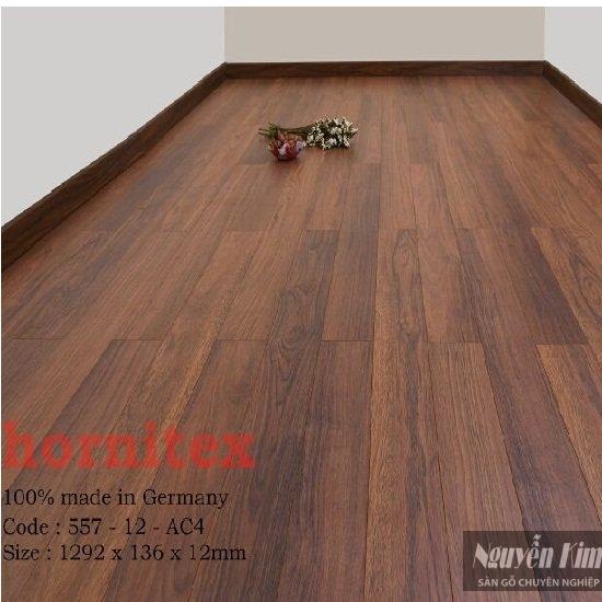 sàn gỗ hornitex 557 12mm đức