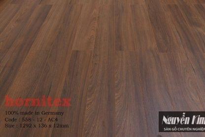 mã màu sàn gỗ hornitex đức 558 12mm