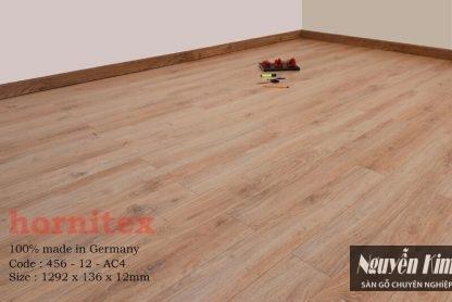 sàn gỗ công nghiệp hornitex 456 12mm