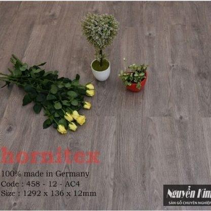 sàn gỗ hornitex 458 12mm đức