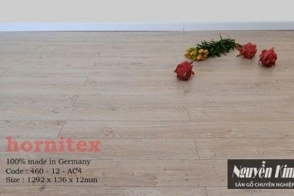 sàn gỗ công nghiệp hornitex 460 12mm