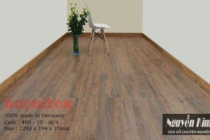 sàn gỗ công nghiệp hornitex 469 10mm đức