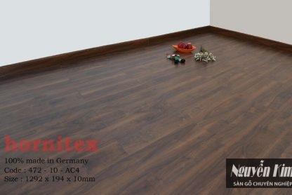 sàn gỗ công nghiệp hornitex 472 10mm