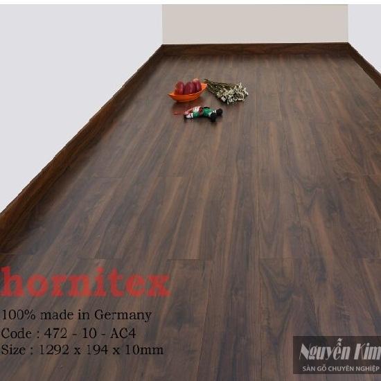sàn gỗ hornitex 472 đức 10mm