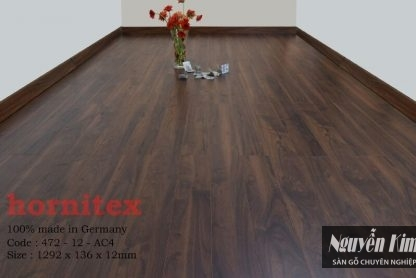 sàn gỗ công nghiệp hornitex 472 12mm