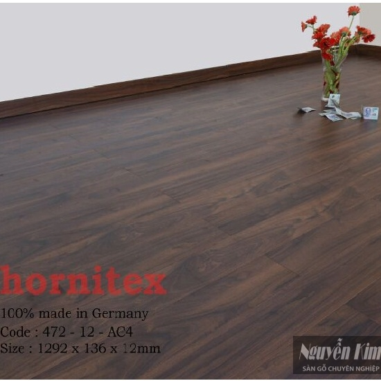 sàn gỗ hornitex 472 12mm đức